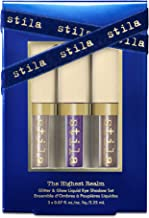 stila The Highest Realm- Glitter & Glow Liquid Glitter Eye Shadow Set, 1 oz.