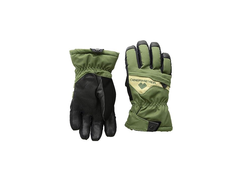 Obermeyer Kids Lava Gloves (Little Kids/Big Kids) (Canopy) Extreme Cold Weather Gloves