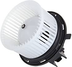 ABS plastic Heater Blower Motor SCITOO w/Fan Cage fit 2002-2007 Jeep Liberty 2002-2006 Jeep Wrangler