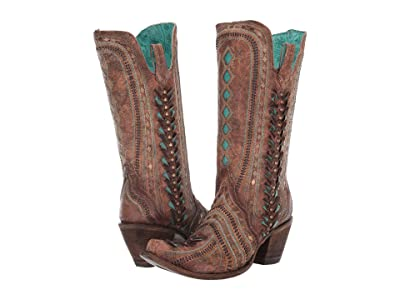 Corral Boots C3540 (Cognac) Women