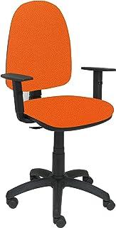 PIQUERAS Y CRESPO 04cpbali308b24–Chaise de Bureau, Couleur Orange