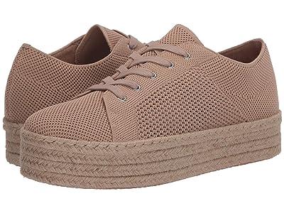 Steve Madden History Espadrille Sneaker (Blush) Women