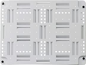 Legrand-On-Q AC1040 Plastic Universal Mounting Plate, 0.5