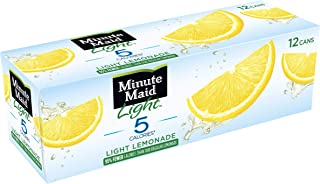 Best minute maid light lemonade cans Reviews