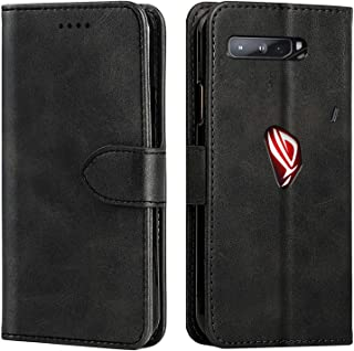 XINKOE Wallet case Stand Cover for Asus ROG Phone 3 ZS661KS - Ultra Slim Leather Flip Cover Wallet for Asus ROG Phone 3 ZS...