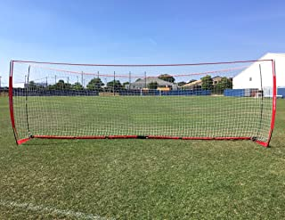 13d78e556 PowerNet Soccer Goal 24 x 8 | Regulation Goal Size | Portable Instant Net |  Collapsible