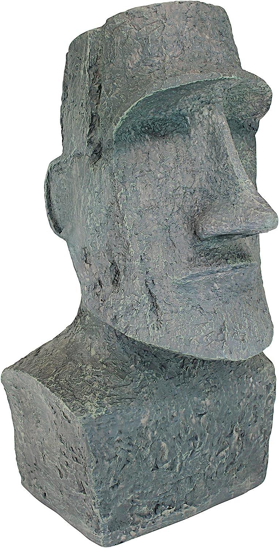 Design Toscano DB555 Easter Island Akivi Garde Mail order cheap 25% OFF Moai Monolith Ahu