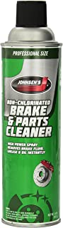Johnsen's 2413 Non-Chlorinated Brake Parts Cleaner - 14 oz.