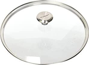 Le Creuset Signature Glass Lid with Stainless Steel Knob, 12""