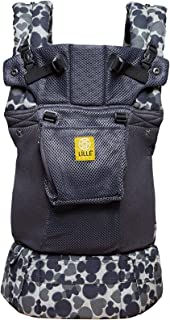 LÍLLÉbaby Complete Airflow 6-in-1 Ergonomic Baby & Child Carrier, Stitched Sweethearts - Breathable Mesh