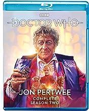 Doctor Who: Jon Pertwee Complete Season Two (BD) [Blu-ray]