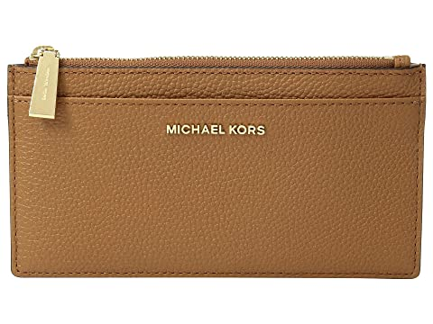 e75c96a13fb5 MICHAEL Michael Kors Large Slim Card Case at Zappos.com