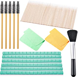 148 Pieces Phone Cleaner Kit for Port Headphones Cellphone Include Cleaning Putty Cleaning Brushes Soft Brush Microfiber Cleaning Cloth Swab