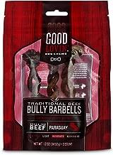 Good Lovin' Traditional Beef Mini Bully Barbell Dog Chew
