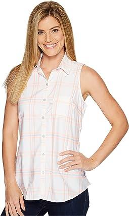 Super Harborside Woven Sleeveless Shirt