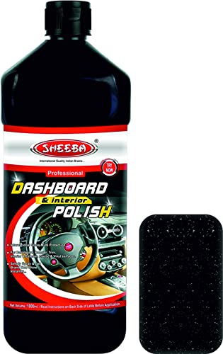 SHEEBA - SDBSHN2 Dashboard Polish (1000ml)
