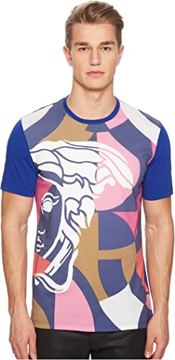 Versace Collection - Abstract Medusa Tee