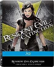 Resident Evil: Extinction Steelbook Region Free  English audio. English subtitles