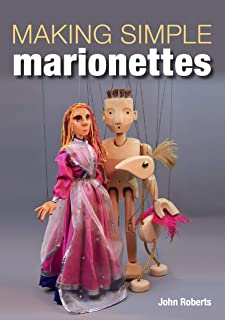 Making Simple Marionettes (English Edition)