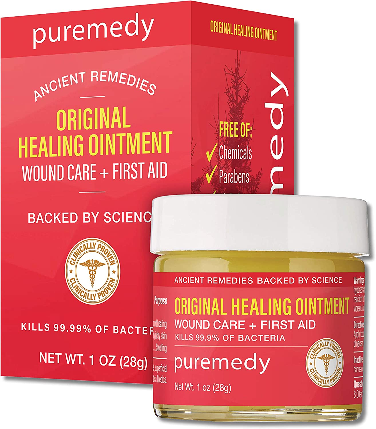 Puremedy Original Healing Store Ointment Firs All Natural New arrival Homeopathic