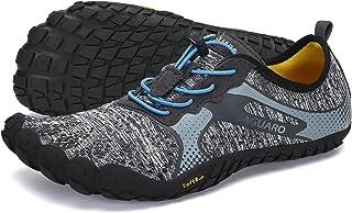 SAGUARO Barefoot Minimalistische Trailrunning Schoenen Heren Dames Lichtgewicht Sportschoenen voor Sportschool Fitness Kra...