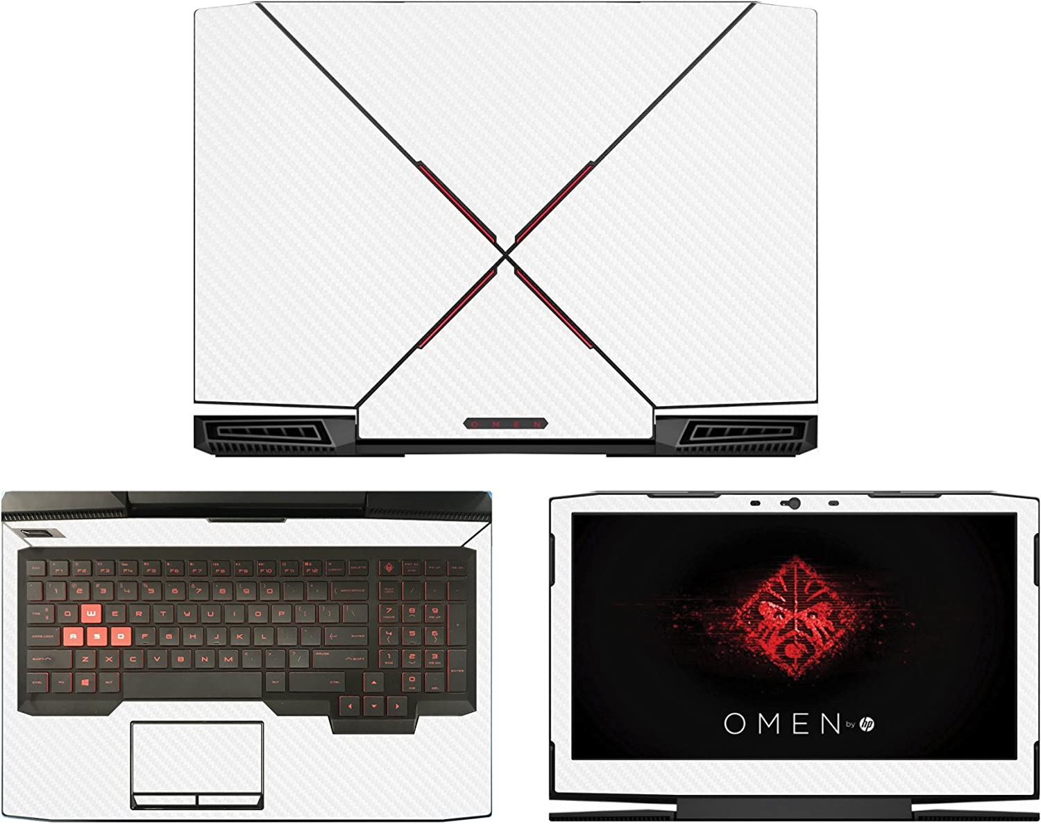 Decalrus - Protective Decal for Daily bargain sale 15-CE011DX HP Store Screen Omen 15.6