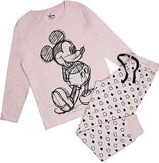Mickey Mouse Art Sketch Pyjama Set Juego de Pijama para Mujer