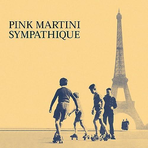 Sympathique | Pink martini. Artiste de spectacle. Compositeur