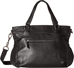 fdbe6af86e The sak robertson leather satchel