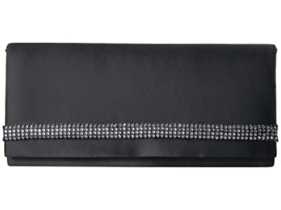 Adrianna Papell Kadee (Black) Clutch Handbags