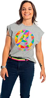 Camiseta Manga Curta Love Strong Pride, Cativa, Feminino, ,