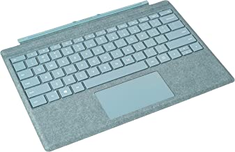 Microsoft Signature Type Cover Keyboard/Cover Case for Tablet - Aqua