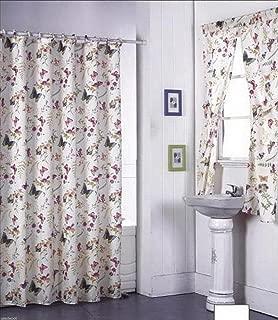 Best shower curtain window curtain set Reviews