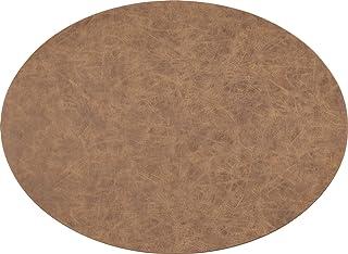 Set de table ovale « Truman » en noyer