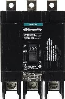 siemens bqd 100 amp breaker