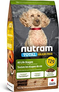 Nutram T29 Grain-Free Small Breed Lamb & Lentils Dog Food, 2KG