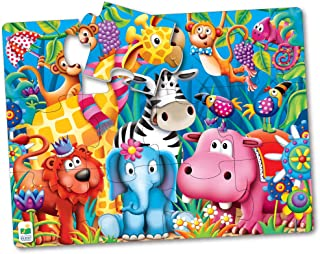 TLJ Regular My First Floor Puzzle Jungle Friends - 106501