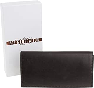 4th Generation Roll Up Tobacco Pouch - Kenko Black