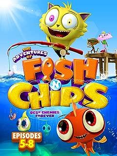 Fish N Chips (Episodes 5-8)