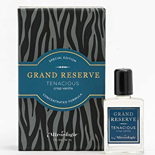 Mixologie Grand Reserve Concentrated Formula Perfume for Women - Tenacious (crisp vanilla) 30 mL