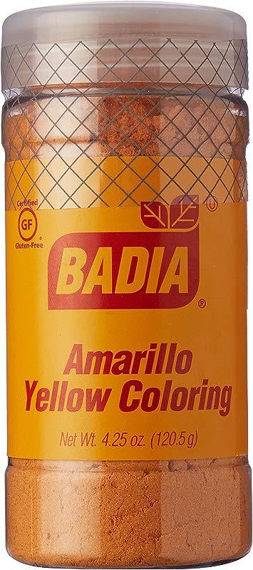 Badia Yellow Coloring Amarillo Specialty 4 25 Oz