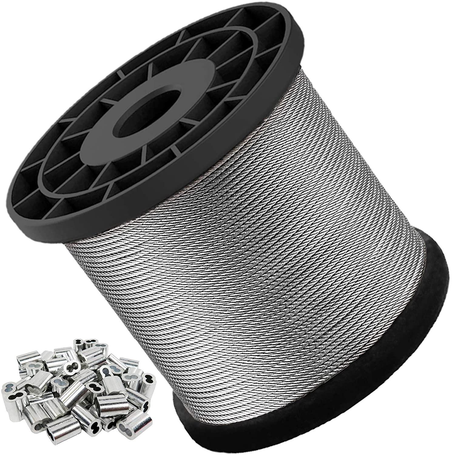 Wire Rope 1 16 304 Stainless Cable Aircraft C New Max 81% OFF color Steel