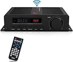 Wireless Bluetooth Home Audio Amplifier – 100W 5 Channel Home Theater Power Stereo..