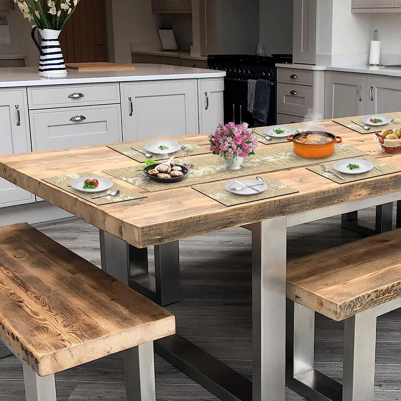 Trivetrunner Table Mats