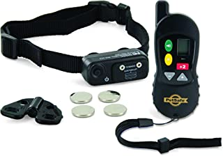 PetSafe Big Dog Remote Training Collar for Medium and Large Dogs over 40 lb. with Tone and Static Correction, Waterproof, Up to 100 Yards of Range, Electronic K-9 E-Collar