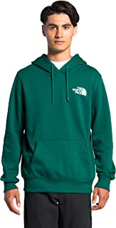 The North Face Men's Box NSE Pullover Hoodie, Evergreen, XXL