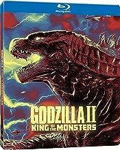 ゴジラ キング・オブ・モンスターズ 限定スチールブック仕様 [Blu-ray ※日本語無し](輸入版) -Godzilla: King Of Monsters Steelbook-