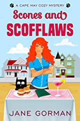Scones and Scofflaws: Cape May Cozy Mysteries with a Twist, Book 1 Kindle Edition