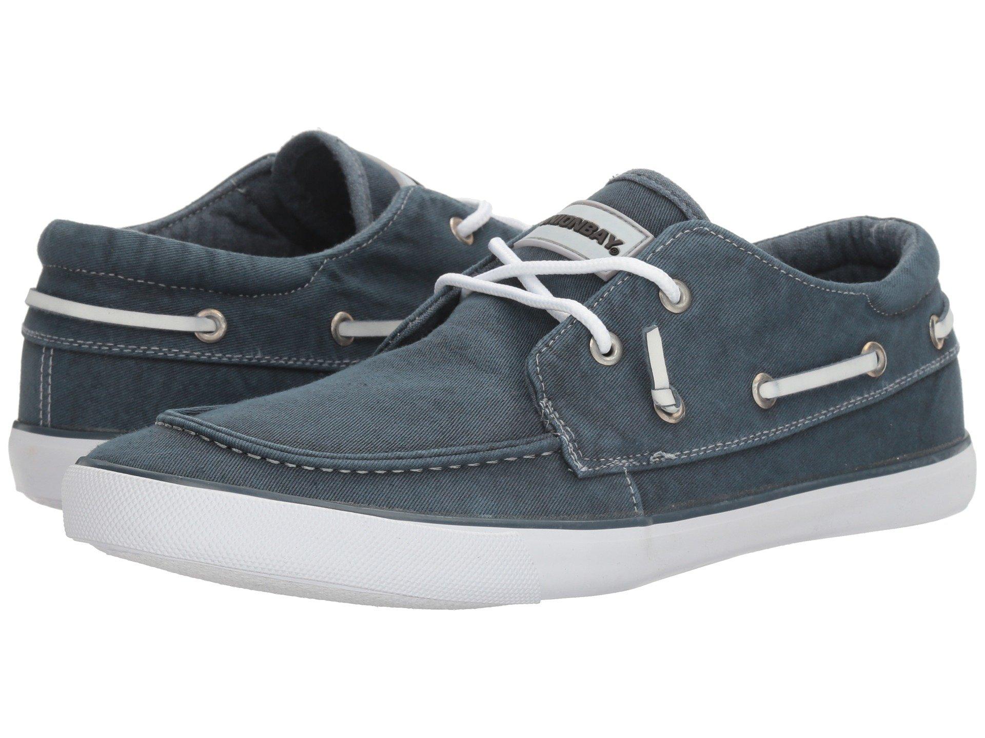 Calzado Tipo Boat Shoe para Hombre UNIONBAY Freeland  + UNIONBAY en VeoyCompro.net