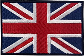 Best iron on union jack Reviews